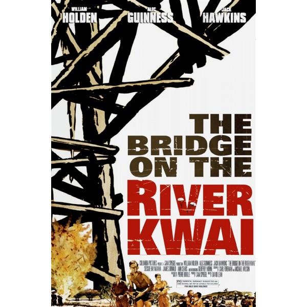 A Ponte do Rio Kwai  -1957