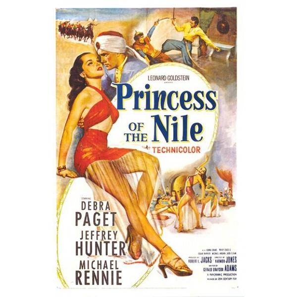 A Princesa do Nilo - 1954