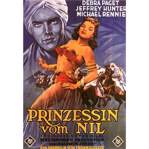 A Princesa do Nilo - 1954 - Dublado