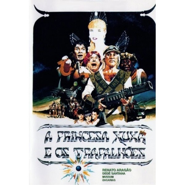 A Princesa Xuxa e Os Trapalhões - 1989