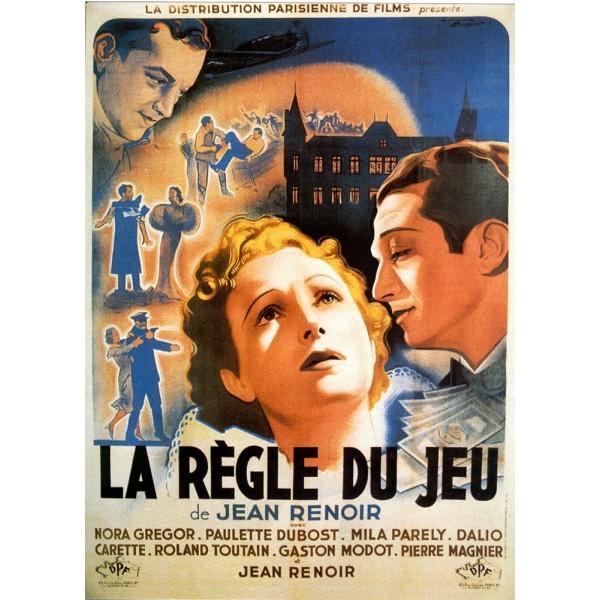 A Regra do Jogo - 1939
