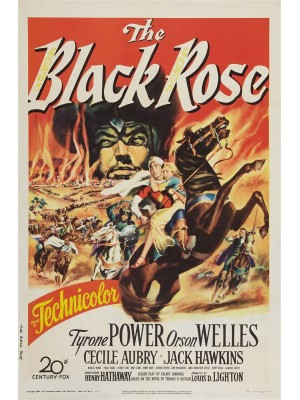 A Rosa Negra - 1950