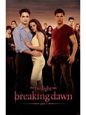 A Saga Crepúsculo - Amanhecer - Parte 1 - 2011