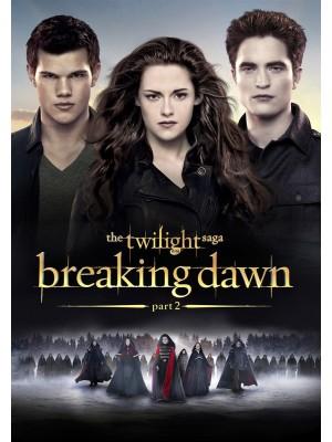 A Saga Crepúsculo: Amanhecer - Parte 2 - 2012