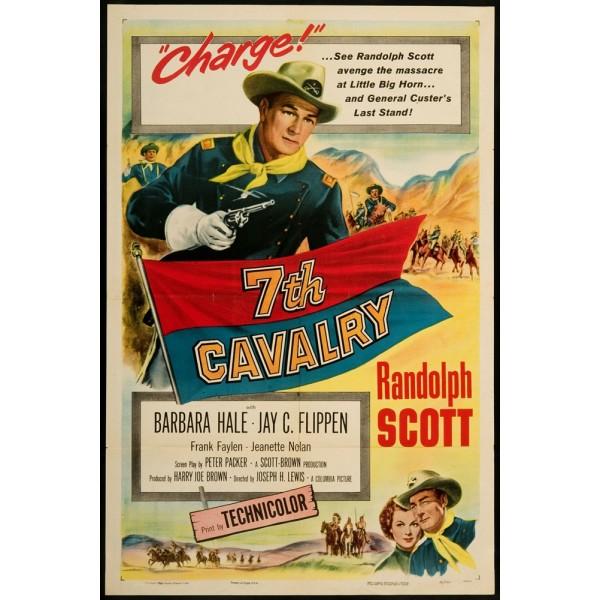 A Sétima Cavalaria | O Fantasma do General Custer...