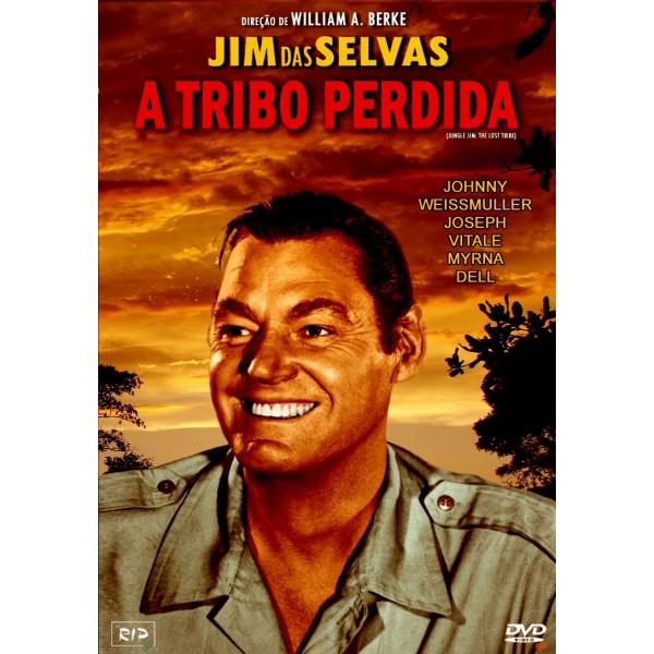 Jim das Selvas - A Tribo Perdida - 1949