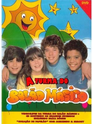 A Turma do Balão Mágico DVD + CD
