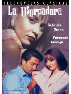 A Usurpadora - 1998 - 03 Discos