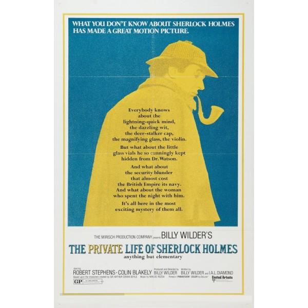 A Vida Íntima de Sherlock Holmes - 1970