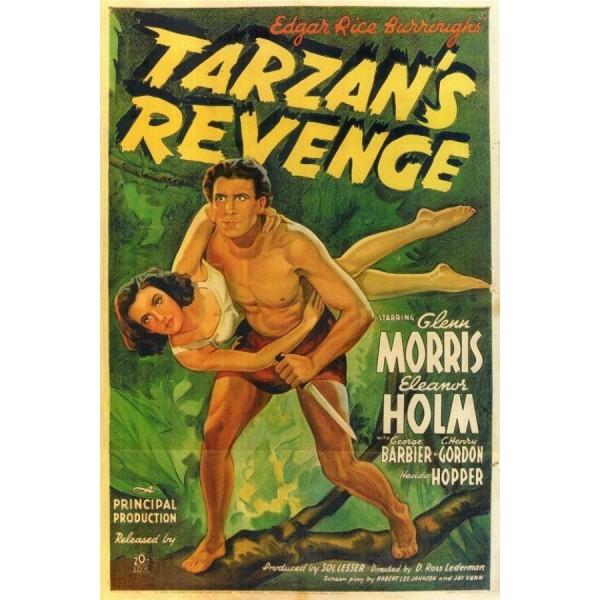 A Vingança de Tarzan - 1938