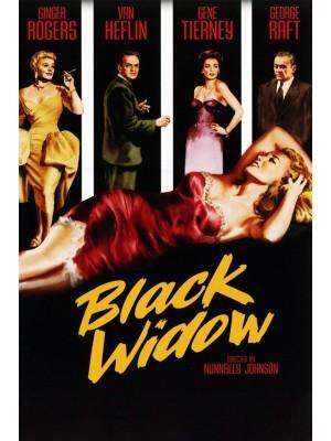 A Viúva Negra - 1954