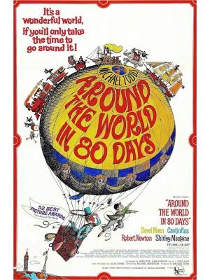 A Volta ao Mundo em 80 Dias - 1956 - 02 Discos