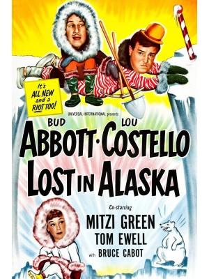 Abbott e Costello no Alaska / Abbott e Costello Perdidos no Alaska  - 1952