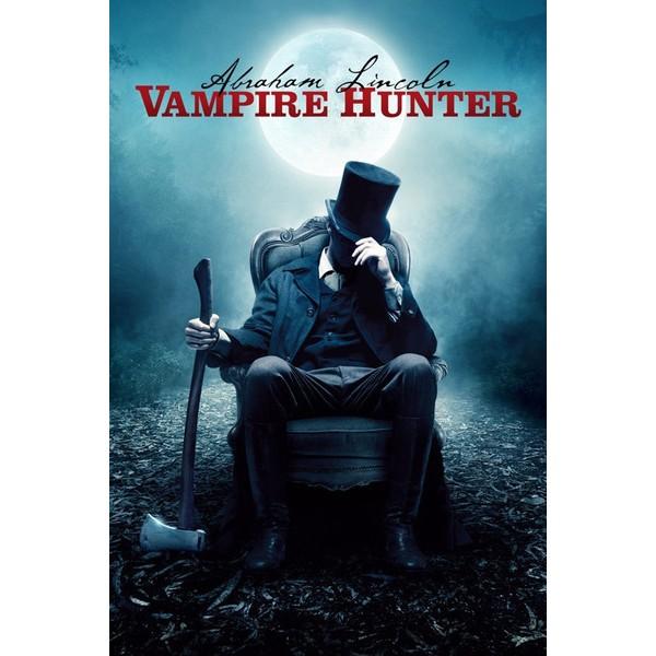 Abraham Lincoln - Caçador de Vampiros - 2012