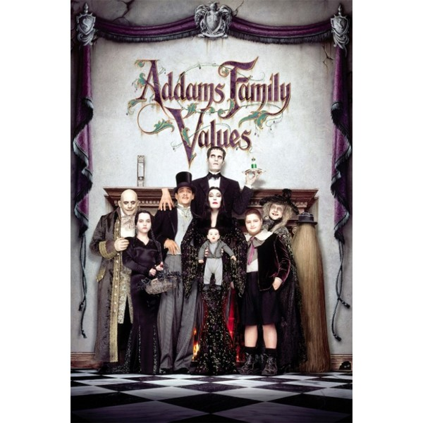 A Família Addams 2 - 1993