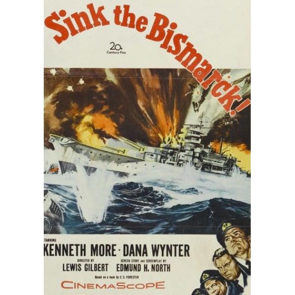 Afundem o Bismarck - 1960