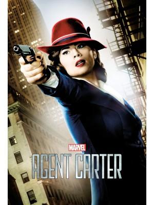 Agente Carter - 1ª Temporada - 2015 - 03 Discos