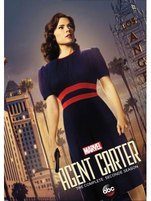 Agente Carter - 2ª Temporada - 2016 - 04 Discos