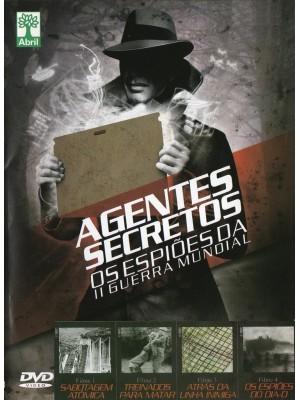 Agentes Secretos - Os Espiões da Segunda Guerra Mundial - 2005