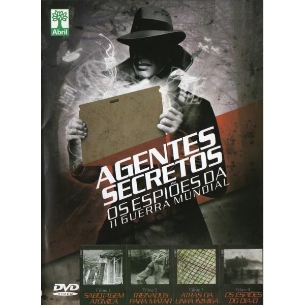 Agentes Secretos - Os Espiões da Segunda Guerra M...