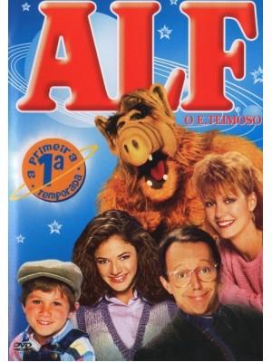 ALF, o ETeimoso - 1ª Temporada - 1986 - 06 Discos