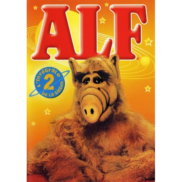 ALF, o ETeimoso - 2ª Temporada - 1987 - 06 Discos
