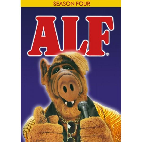 ALF, o ETeimoso - 4ª Temporada - 1989 - 06 Discos