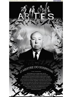 Alfred Hitchcock O Mestre do Suspense -  Sabotagem - 1936 , Agente Secreto - 1936 , Assassinato - 1930