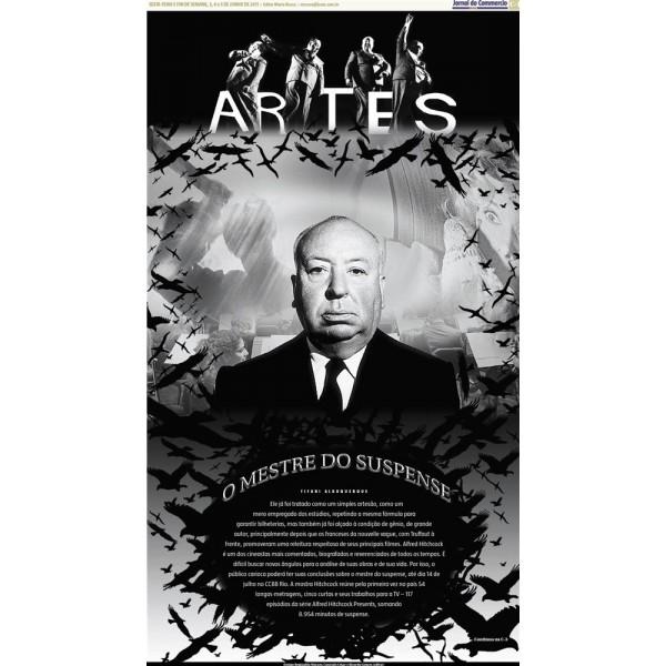 Alfred Hitchcock O Mestre do Suspense -  Sabotagem...