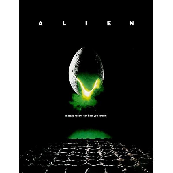Alien, o 8º Passageiro - 1979