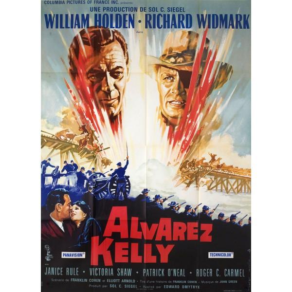 Alvarez Kelly - 1966 - Duplo