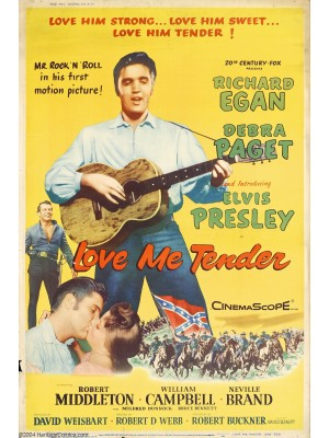 Ama-me com Ternura - 1956
