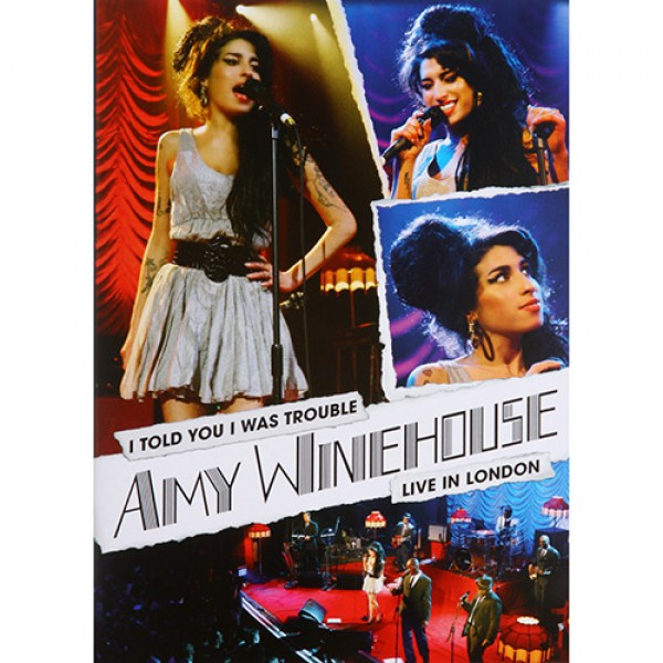 AMY WINEHOUSE - Live In London - 2007
