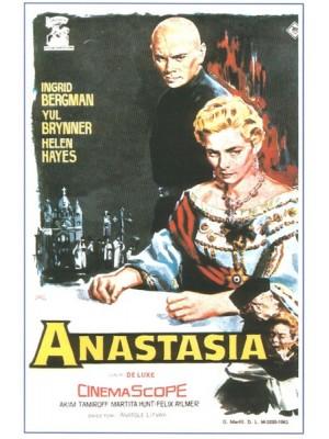 Anastacia - A Princesa Esquecida - 1956