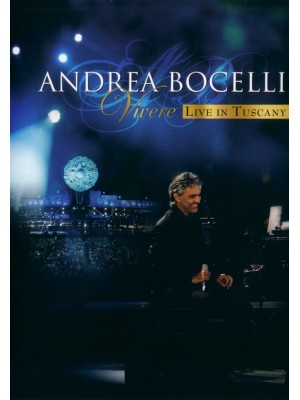 ANDREA BOCELLI - VIVERA LIVE IN TUSCANY - 2008
