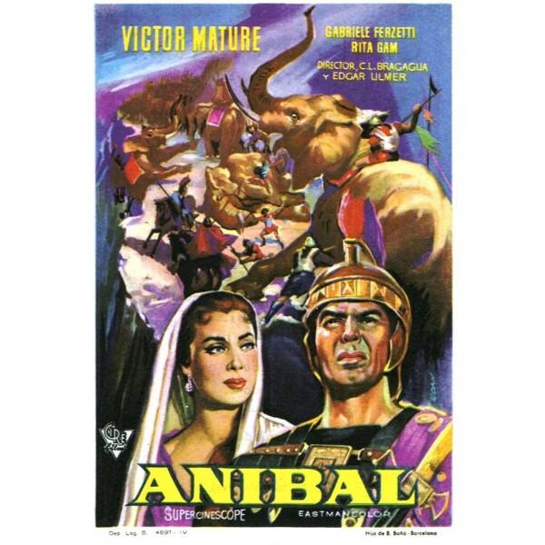 Aníbal: O Conquistador - 1959