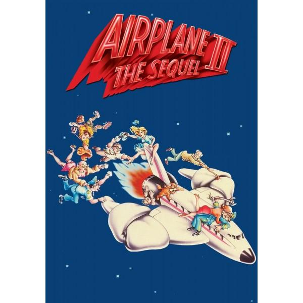 Apertem os Cintos... O Piloto Sumiu 2 - 1982
