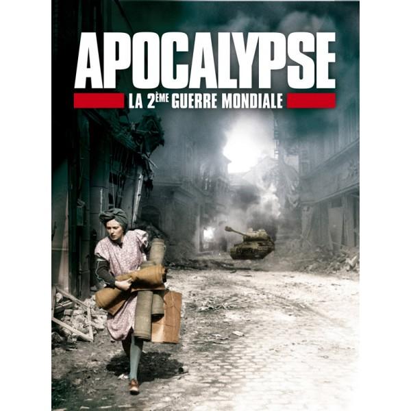Apocalipse: Redescobrindo a Segunda Guerra Mundial...