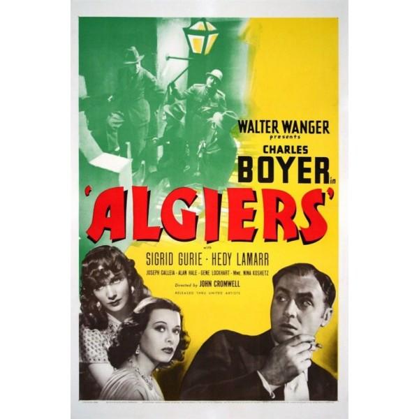 Argélia - 1938