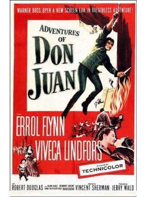 As Aventuras de Don Juan - 1948