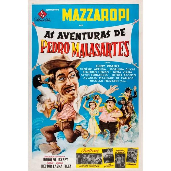As Aventuras de Pedro Malasartes - 1960