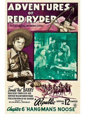 As Aventuras De Red Ryder - 1940