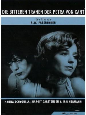As Lágrimas Amargas de Petra Von Kant - 1972