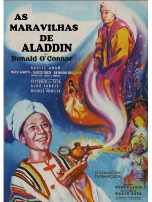As Maravilhas de Aladdin - 1961