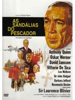 As Sandálias do Pescador - 1968
