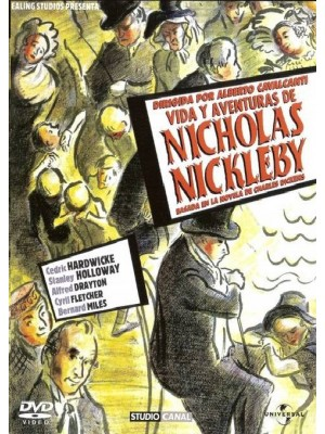 As Vidas e Aventuras de Nicholas Nickleby - 1947