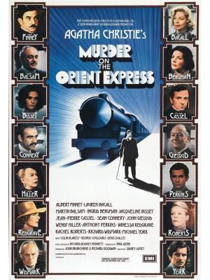 Assassinato no Expresso Oriente - 1974