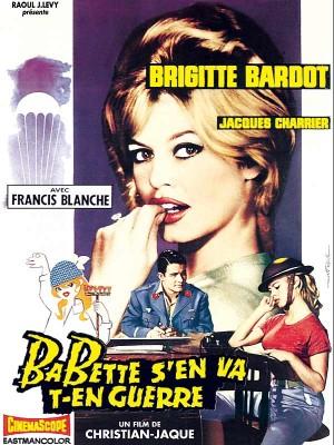 Babette Vai à Guerra - 1959