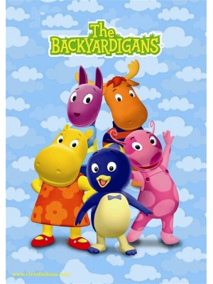 Backyardigans: A Onda do Surfe - 2007