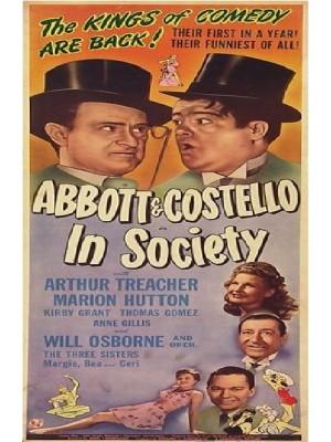 Abbott e Costello - Bancando Granfinos - 1944